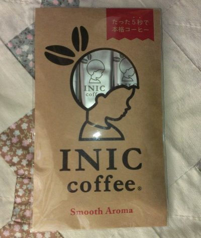 イニックコーヒーアロマスムース