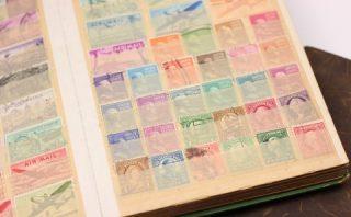 切手のアルバム