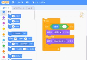 例題プログラムを作る