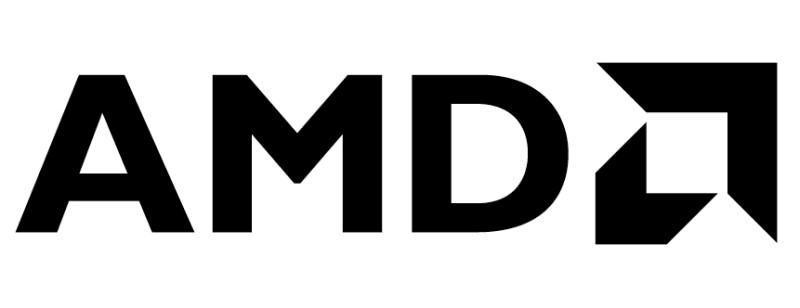 amd社のロゴ